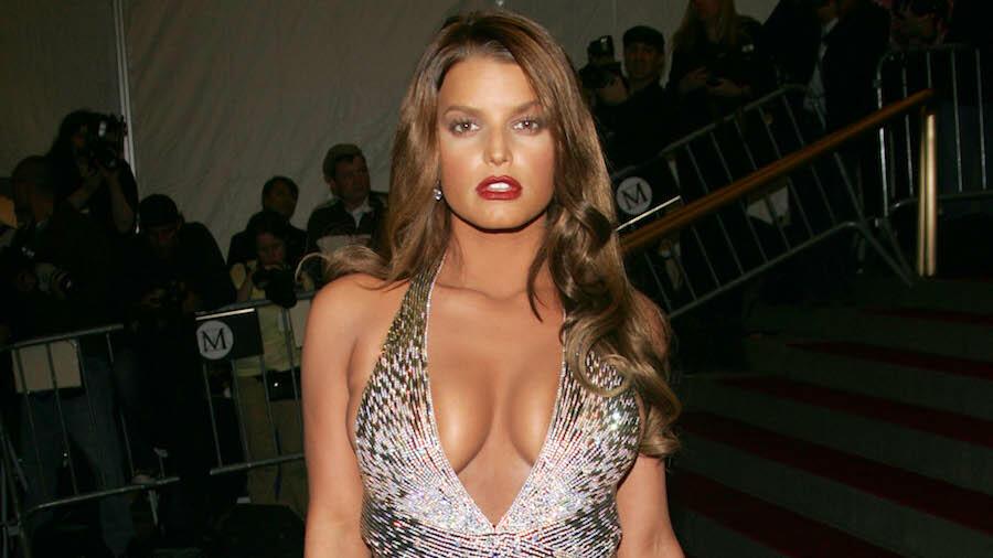 Jessica Simpson Addresses Alleged Wardrobe Malfunction At 2007 Met Gala