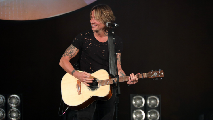 Keith Urban Announces New Album 'The Speed Of Now Part 1'