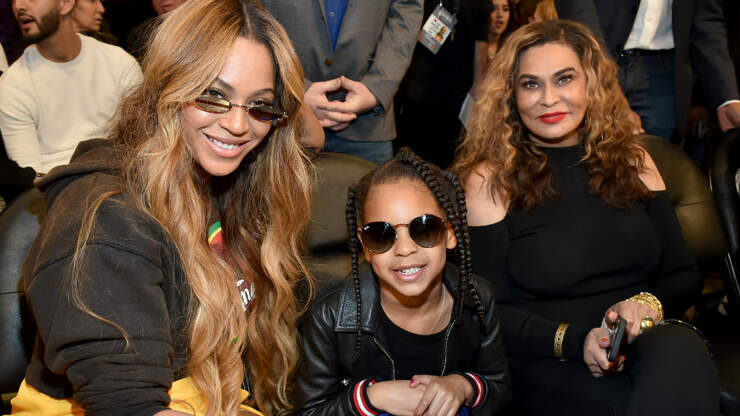 Beyonce's Mom Tina Knowles-Lawson Says Family Tested Negative For COVID-19 | PRIDE Radio