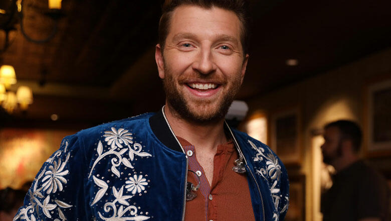 Brett Eldredge Reveals How To Have A 'Good Day' Everyday