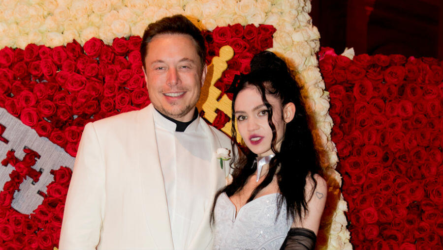 Grimes Shares Sweet Video Of Elon Musk Cuddling With Son X Æ A-12