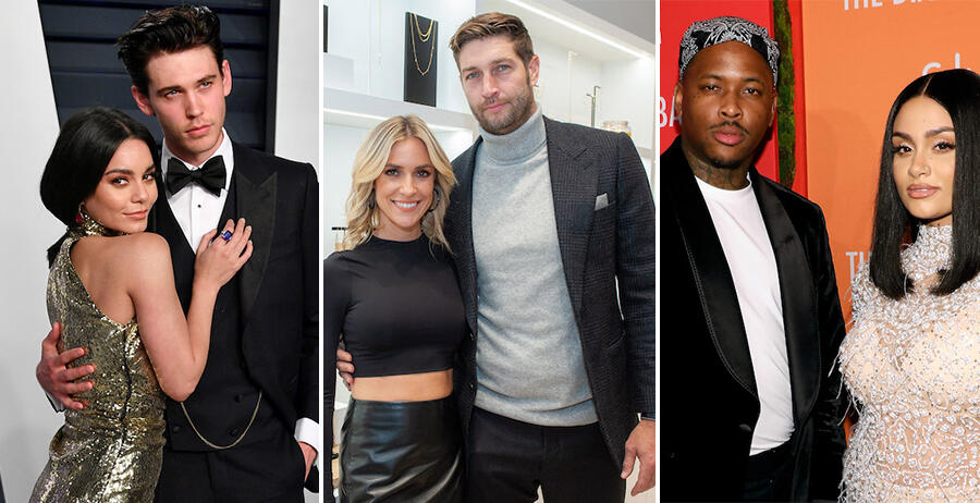 Celebrity Splits: Stars Who Called It Quits In 2020 | iHeartRadio