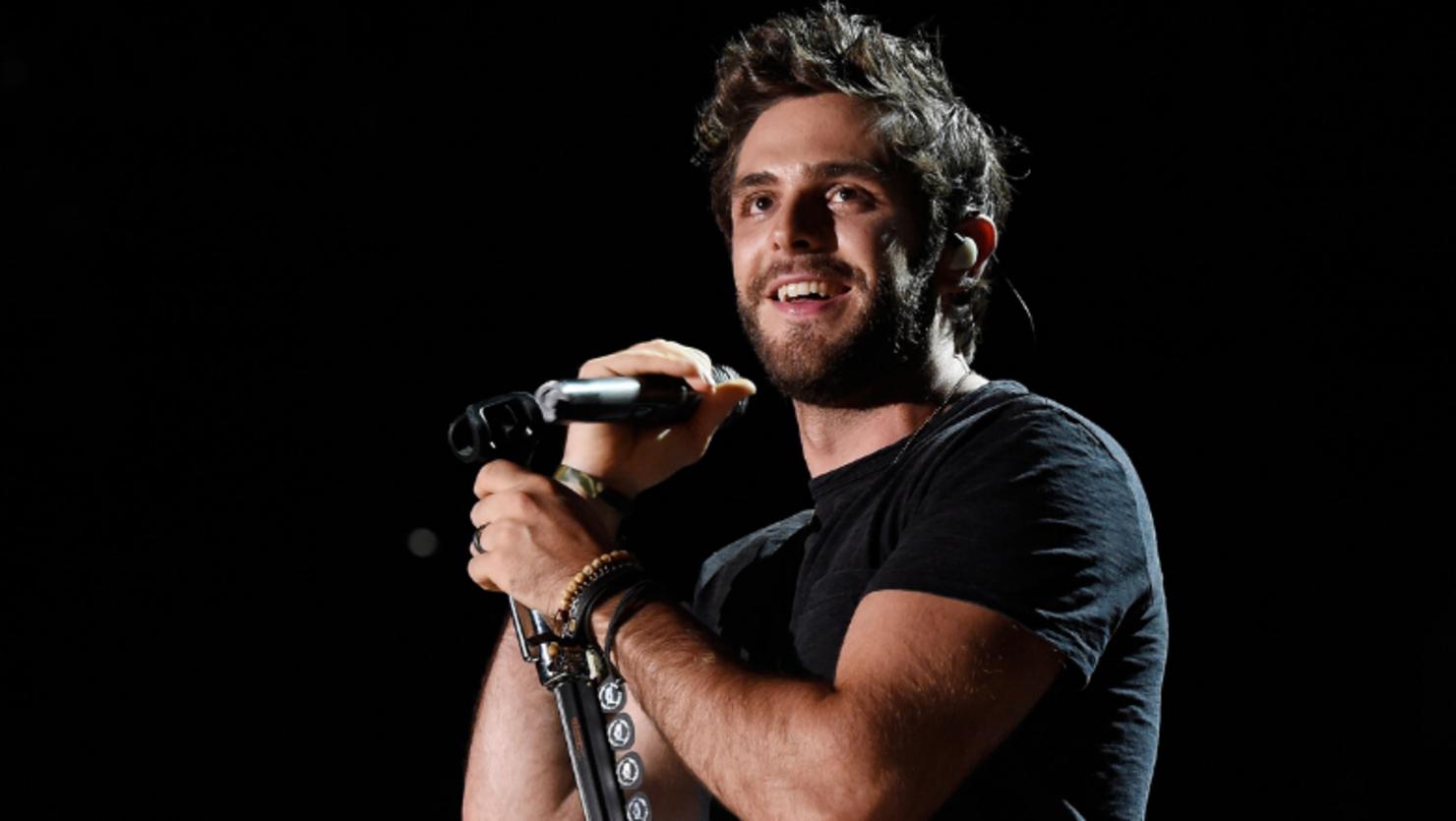 Thomas Rhett Debuts Stirring New Song 'Want It Again'