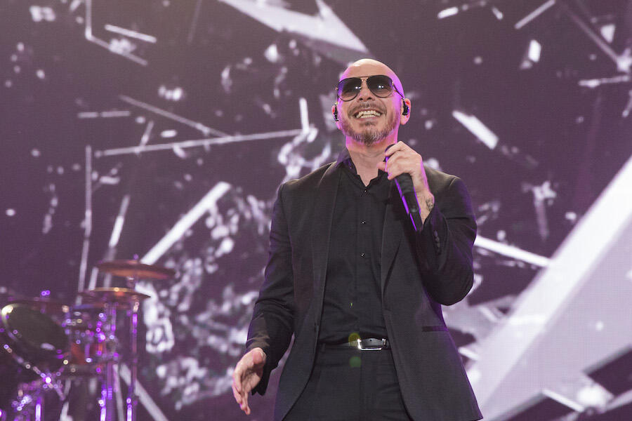 Pitbull Calls Class of 2020 'The Most Historical Class of All Time'