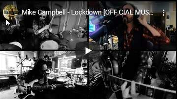 image for Heartbreaker Mike Campbell, rocks the lockdown at home.