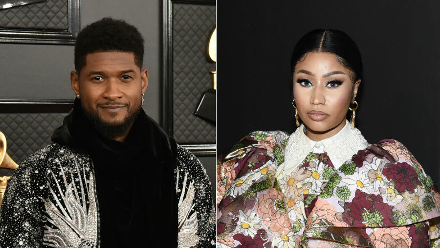Twitter Has Thoughts After Usher Says Nicki Minaj Is A Product Of Lil Kim