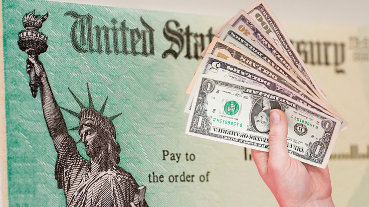 There's Another $2400 A Month From The Government You Can Get Right Now