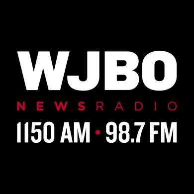 WJBO Newsradio 1150AM & 98.7FM logo
