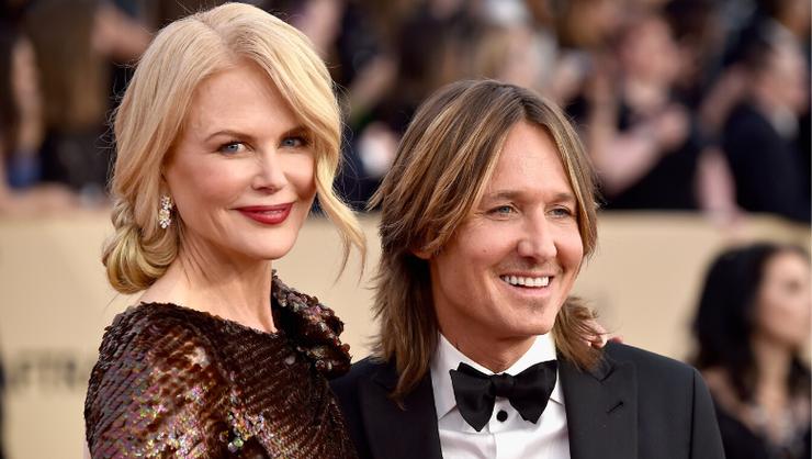 Keith Urban Explains How Wife Nicole Kidman Broke Her Ankle