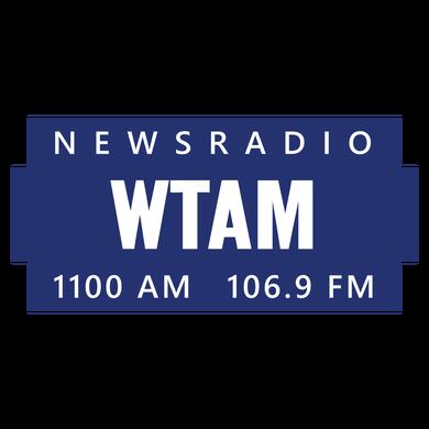 News Radio WTAM 1100 logo