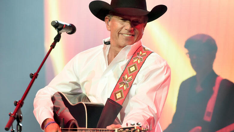 Celebrate National Cookie Day With George Strait