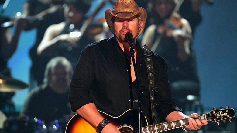 Toby Keith Launches 'Furniture Store Guitar Sessions'