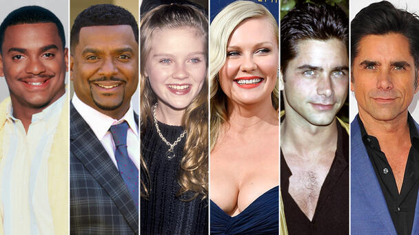 '90s Stars: Then and Now