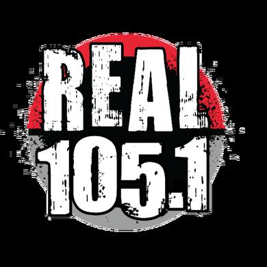 Real 105.1 logo