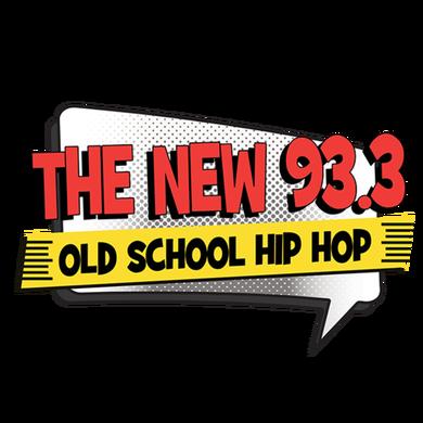 The New 93.3 logo