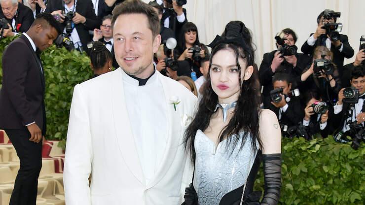 Grimes And Elon Musk Tweak Baby's Unusual Name | 104.3 MYFM