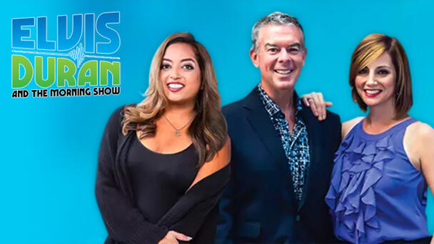 ICYMI: Here's what happened today on Elvis Duran and the Morning Show!