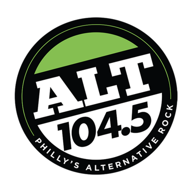 ALT 104.5 logo