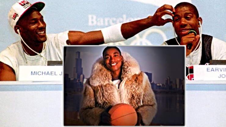 Rob Parker Calls Michael Jordan a 'Punk' For Lying About Isiah Thomas | FOX Sports Radio