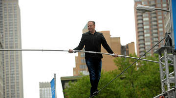 image for Nik Wallenda to perform a Thrill Show in June at Nathan Benderson Park