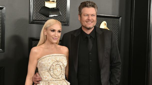 Gwen Stefani Sparks Secret Blake Shelton Wedding Rumors After Debuting Ring