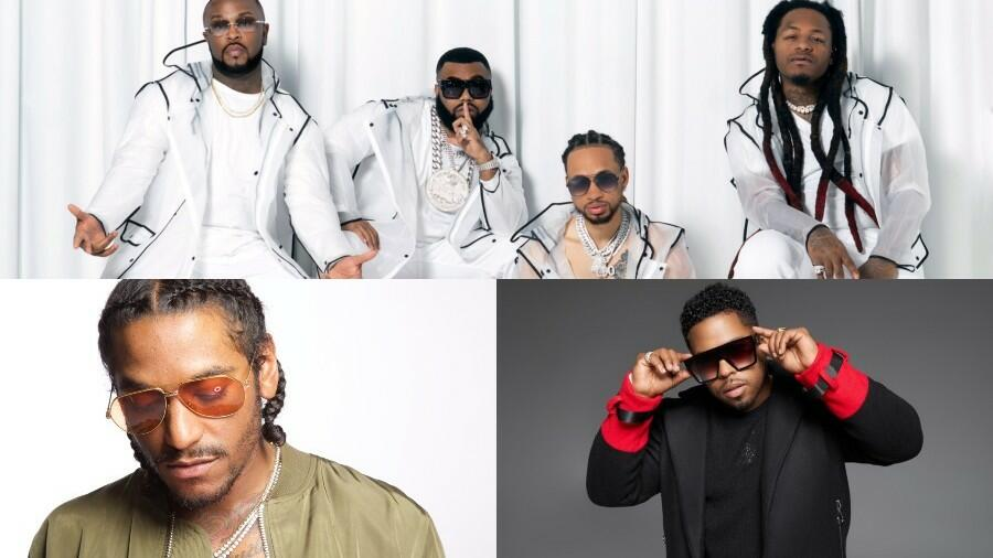 Keith Sweat Is Bringing Together Pretty Ricky, Bobby V & Lloyd