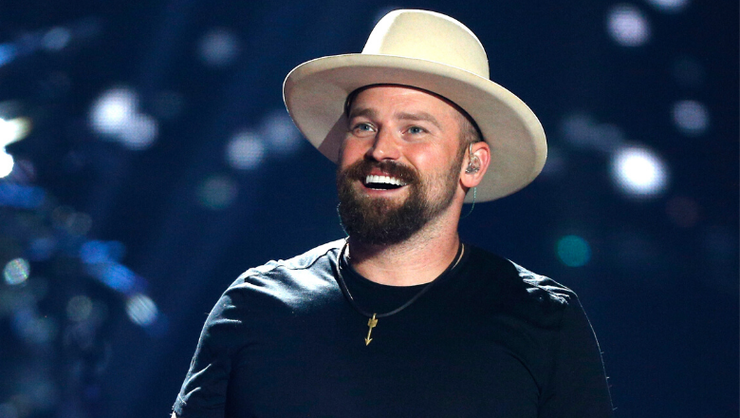 Zac Brown Is Thankful For The Extra Time At Home With His Five Kids