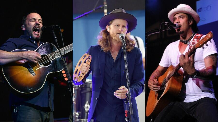 The Lumineers, Dave Matthews, Michael Franti to Play 'Banding Together'