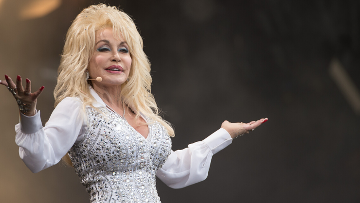 Dolly Parton Offers Message Of Hope In New Song, 'When Life Is Good Again'