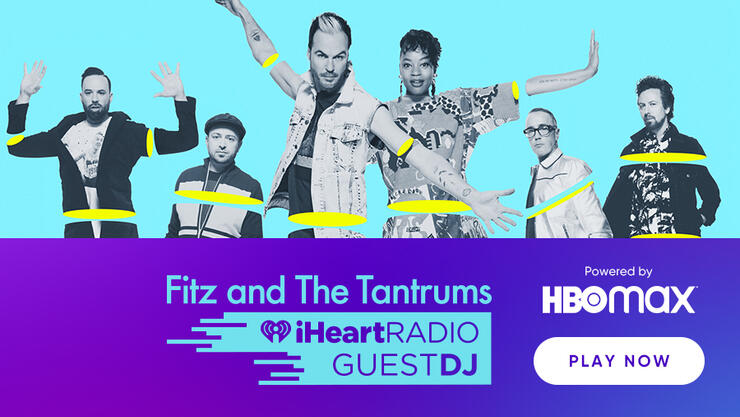 Fitz & The Tantrums Guest DJ