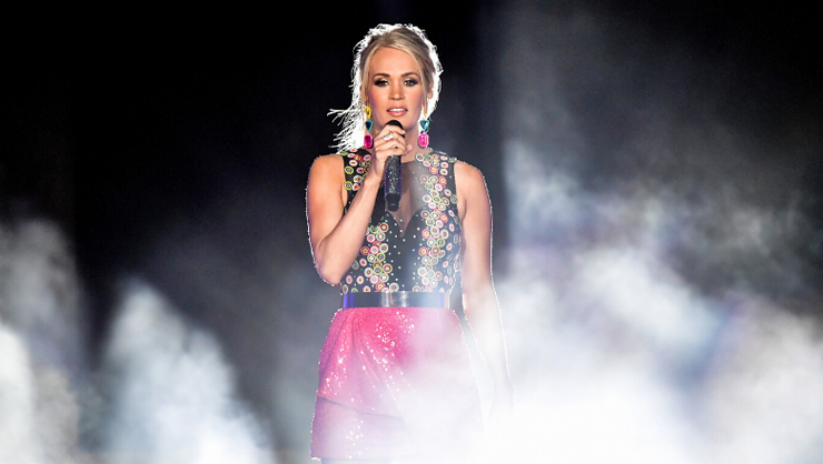 Carrie Underwood Shares Proof There Are Ghosts Haunting Her Cabin