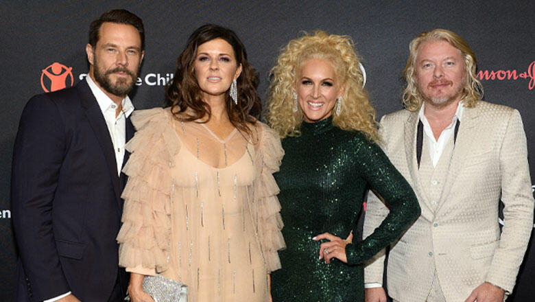 Grammy Nominations Strike A Special Chord For Little Big Town