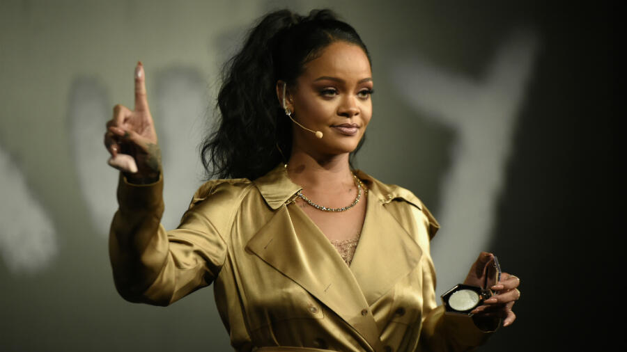 Rihanna Is Selling A $1,495 'Queen-Sized' Photo Book About Her Life