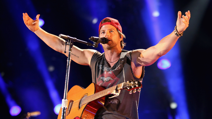 Kip Moore Says New 'Wild World' Album Is His 'Deepest Project Yet'
