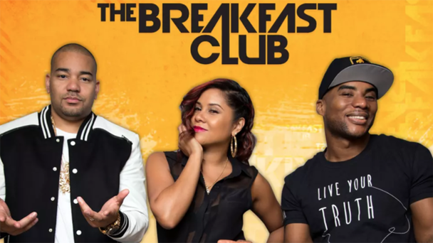 Get The Latest From The Breakfast Club