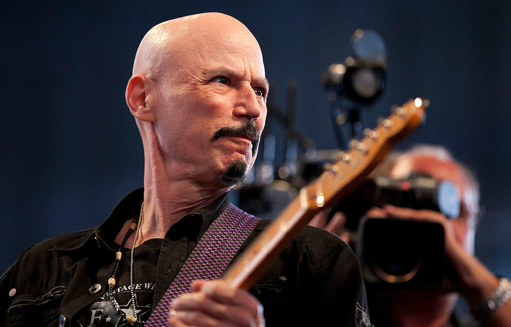 Famed Guitarist Bob Kulick Has Died At Age 70
