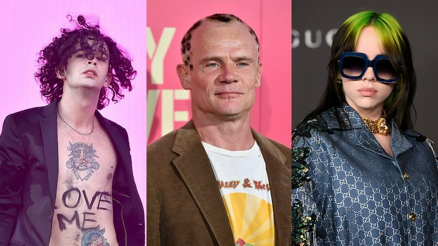 Billie Eilish, Flea, The 1975 And More Speak Out Against Racism