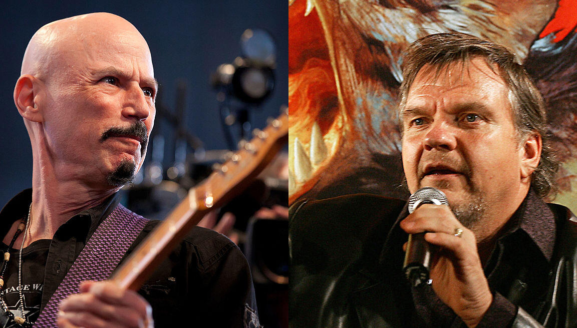 Meat Loaf Remembers Bob Kulick Who Helped Bring 'Bat Out Of Hell' To Life