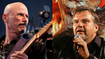 image for Meat Loaf Remembers Bob Kulick Who Helped Bring 'Bat Out Of Hell' To Life
