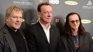 image for Rush's Alex Lifeson Has Barely Played Guitar Since Neil Peart's Death