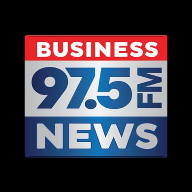 Business News 97.5 logo