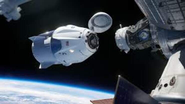 WATCH: Crew Heads To International Space Station From Kennedy Space Center