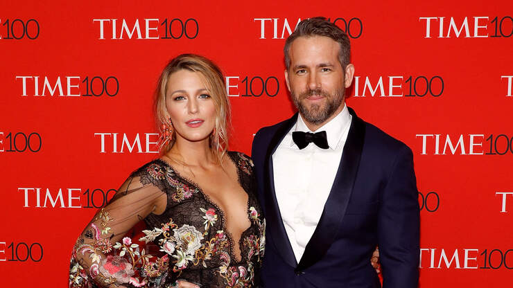 Blake Lively & Ryan Reynolds Donate $200 , 000 To The NAACP