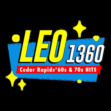 Leo 1360 KMJM logo