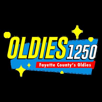 Oldies 1250 WCHO logo