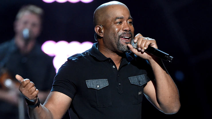 Darius Rucker Says He's Broken 'Down To My Core' After George Floyd's Death
