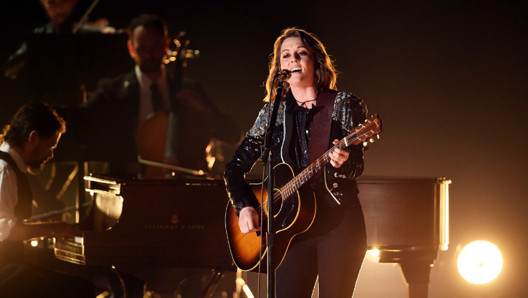 Brandi Carlile Raises Over $100K For Racial Injustice During Birthday Show
