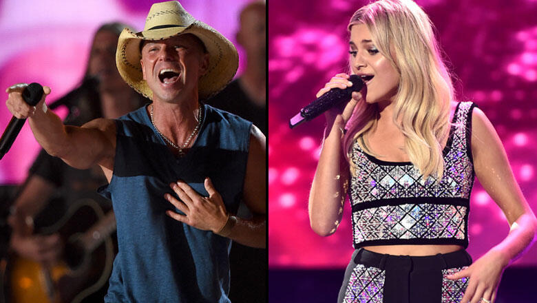 VIDEO: Kelsea Ballerini On ACM Performance With Kenny Chesney