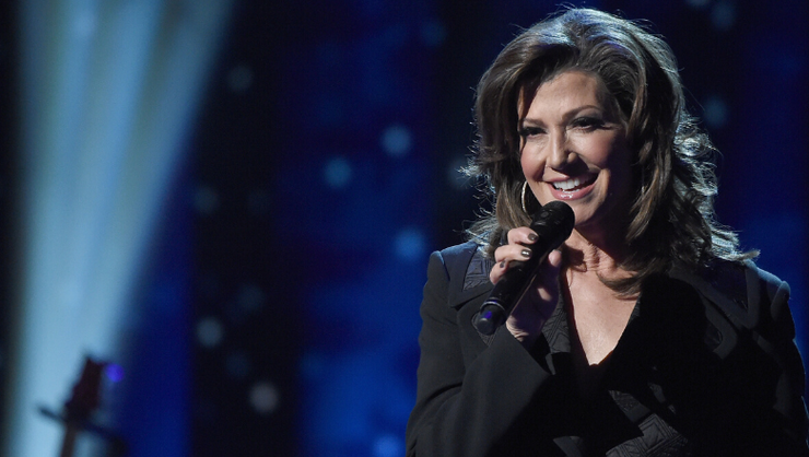 Amy Grant Undergoes Surgery To Correct Heart Condition