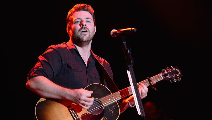 Chris Young Speaks Out On Racism In America: 'I Can't Just Stay Silent'